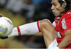 Falcaos sportlicher Kampf nach der Knie-OP