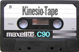 Kinesio-Tape: Tolles Farbspiel!